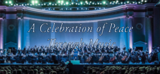 A Celebration of Peace through Music