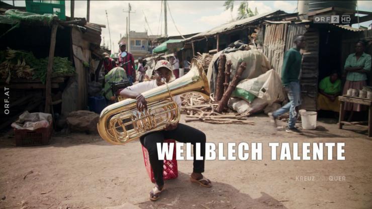 Kreuz & Quer – Wellblech Talente